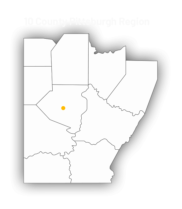 10 County Pittsburgh Region