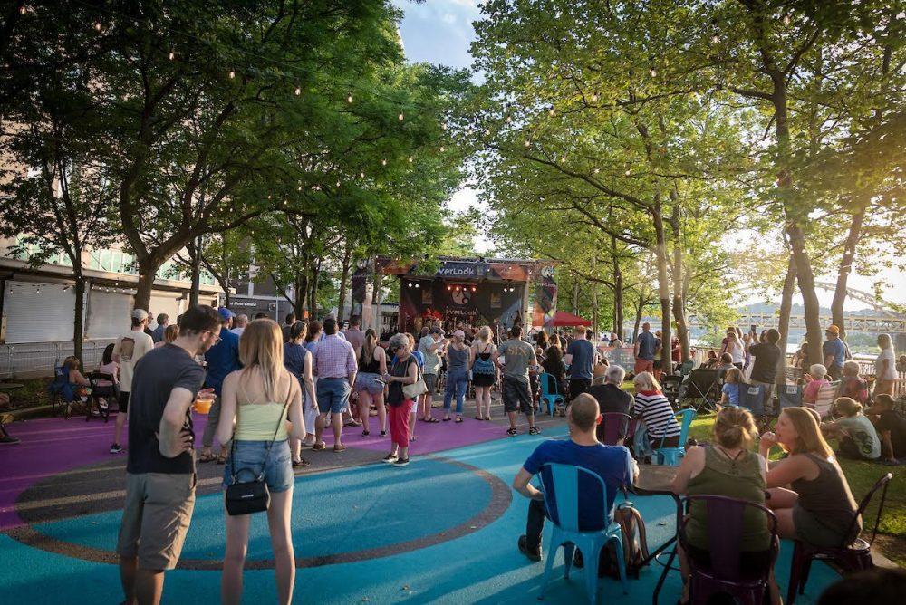 Market Square, Pittsburgh Downtown Partnership